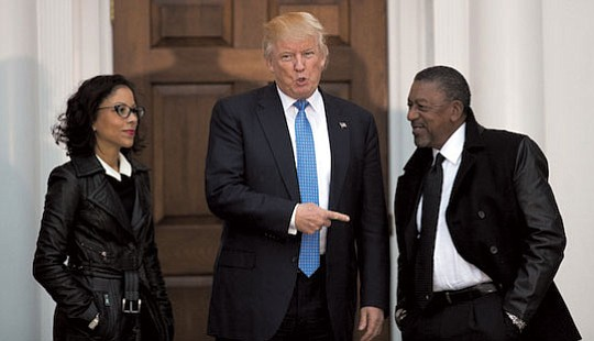 One of the post-election highlights for me was the meeting between Donald Trump and Bob Johnson. Billionaire to billionaire, Democrat ...