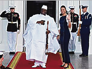 Former president of Gambia, Yahya Jammeh, packed a Chadian cargo plane with luxury cars and went into exile late Saturday, ...
