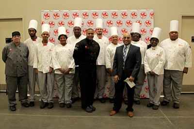 12-week program offers students a crash course in diverse culinary techniques, competency in nutrition and menu planning and, certification as ...