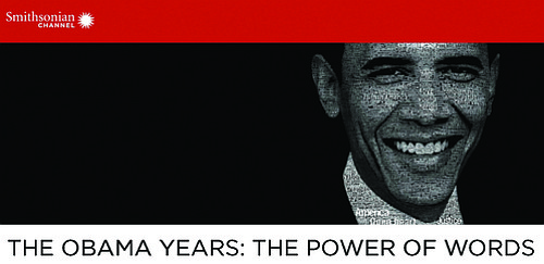 Smithsonian Channel special tells the story of Barack Obama, writer in chief, and takes viewers inside the defining moments of ...
