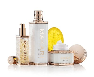 Luxury skin care manufacturer, Makari de Suisse, globally launched its latest skin care innovation, Or Rose 24K Gold specially developed ...