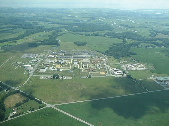 Corrections officers are being held hostage at a Delaware prison, authorities said Wednesday.