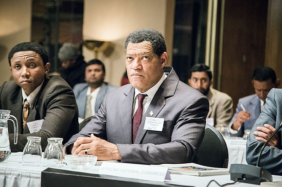 """""""Madiba"""" provides a handsome centerpiece to BET's Black History Month lineup, solidly chronicling Nelson Mandela's struggles against Apartheid over three ..."""