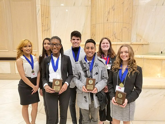 Six Bolingbrook High School students qualified for the March 9-11 DECA state competition with outstanding performances at the Rosemont sectional ...