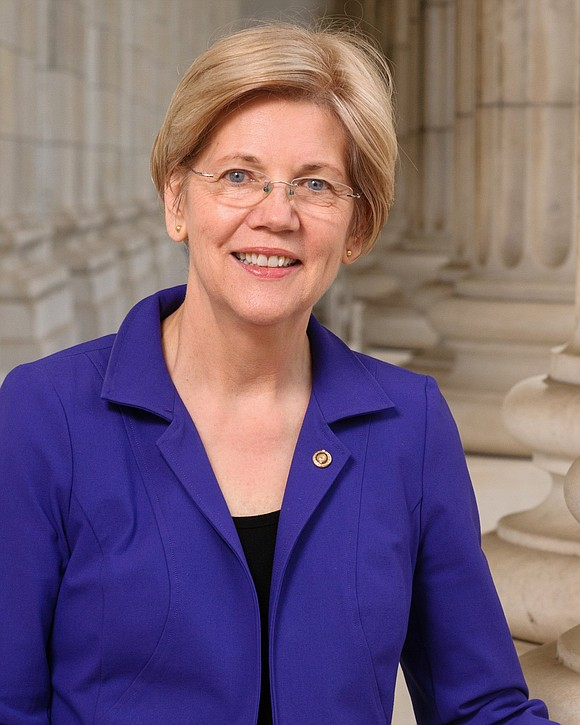 In her quest to win the Black vote, Sen. Elizabeth Warren picked the right time, the right subjects and the ...