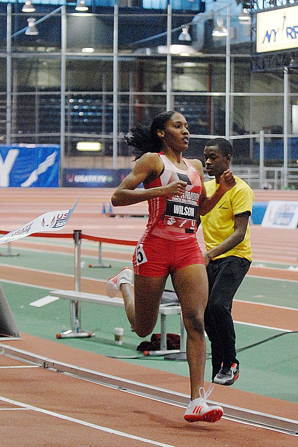 The Armory Track Invitational can stand on its own as a competitive meet that attracts some of track and field's ...