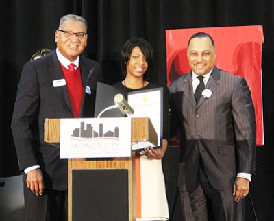 Baltimore City Community College (BCCC) celebrated its 70th anniversary this past week with gala festivities at the Liberty Heights campus.