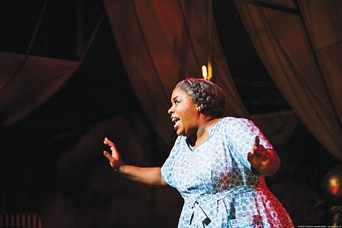 """His Eye is on the Sparrow,"" a stirring one-woman musical that celebrates the life of groundbreaking black artist Ethel Waters, ..."