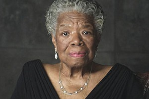 "Maya Angelou poses for a portrait photo in 2011. The first feature documentary on the author and activist '""Maya Angelou: And Still I Rise,' will be broadcast Tuesday, Feb. 21 at 8 p.m. on OPB Channel 10."