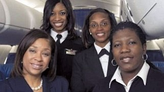"""Inspired by the real life story of the first all African American females to crew a commercial flight, """"Fly"""" chronicles ..."""