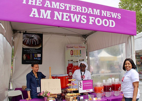 Yes, it is cold, but we at AmNewsFOOD have our eyes on spring and the third annual Harlem EatUp! festival.