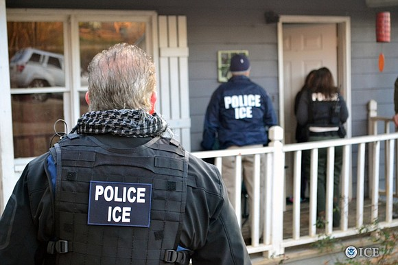 Immigration and Customs Enforcement is set to launch raids Sunday to arrest and deport thousands of immigrants with court-ordered removals ...