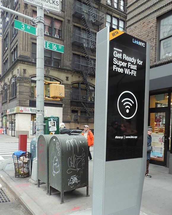 LinkNYC is collaborating with Silicon Harlem to celebrate the contributions of legendary African-Americans on Link kiosks across New York City ...