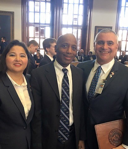 Rep. James White, Houston native and former teacher at Third Ward's Cullen Middle School, was elected to his fourth term ...