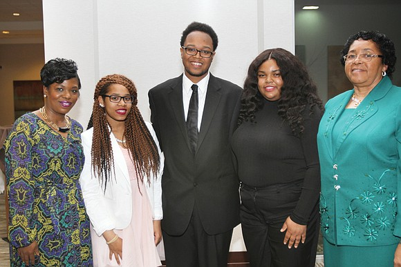 Three Richmond area high school seniors with dreams of becoming teachers received scholarships last Saturday at the annual Masquerade Gala ...
