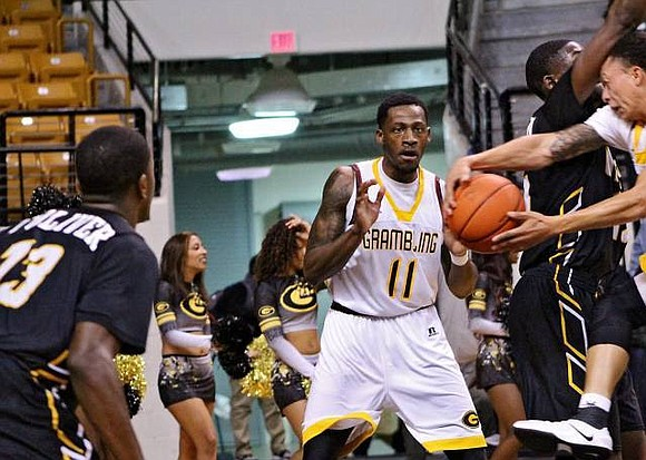 The Southwestern Athletic Conference (SWAC) has recognized Grambling State forward Avery Ugba