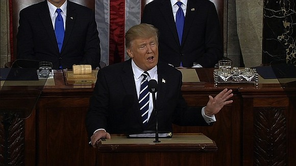 President Donald Trump offered Republican leaders on Capitol Hill one thing they desperately wanted to hear in his address to ...