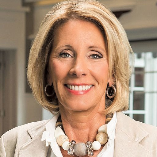 President Donald Trump's efforts to bolster relations with historically Black colleges erupted in controversy Tuesday after Education Secretary Betsy DeVos ...