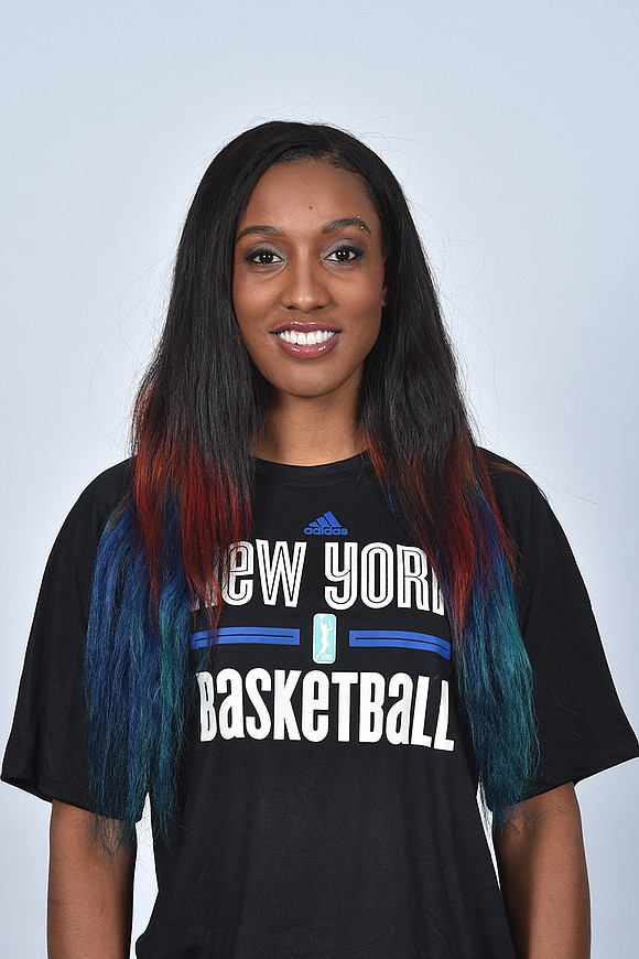 """""""When I first read the comments from retired WNBA player, Candice Wiggins, I was stunned and disappointed,"""" wrote WNBA president ..."""