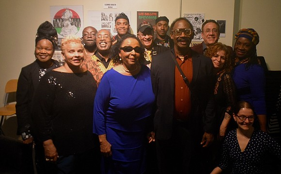 Harlem and beyond came out Saturday, Feb. 25, to celebrate famed African internationalist, Elombe Brath. Bob Gumbs and Cinque Brathwait ...
