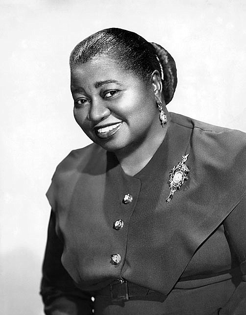 Hattie McDaniel was the Jackie Robinson of filmdom as the first African-American actor/actress to win an Oscar