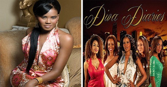 Television, film actress and producer, Tangi Miller, makes her directorial debut with her new film, 'Diva Diaries', in which she ...