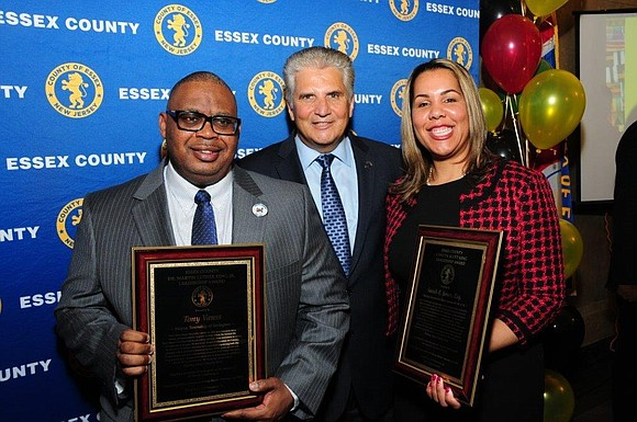 The 14th Annual African-American History Month Celebration in Essex County recently took place at the Essex County Hall of Records.
