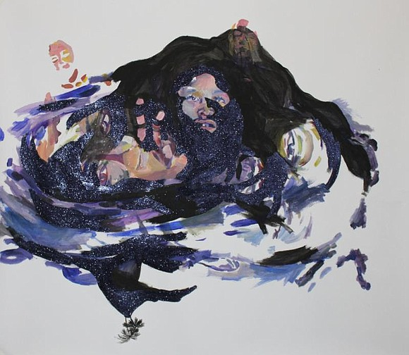 """Rush Philanthropic Arts Foundation and the Caribbean Fine Art Fair proudly announced the opening of """"My Home Is Not Your ..."""