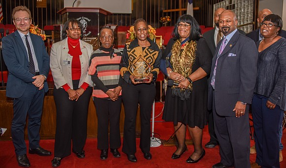 First Central Baptist Church on Staten Island just celebrated Black History Month with their 12th Annual Town Hall Meeting and ...