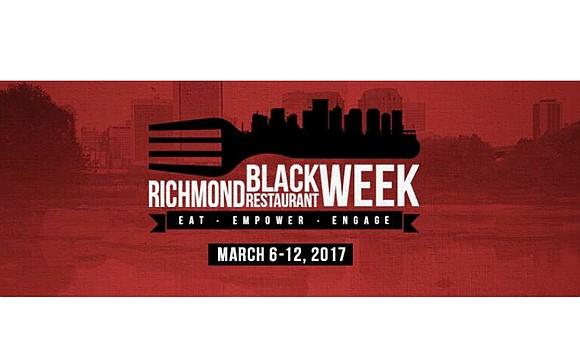 Twenty area restaurants will be the focus next week during a promotion called Richmond Black Restaurant Week. Between Monday, March ...