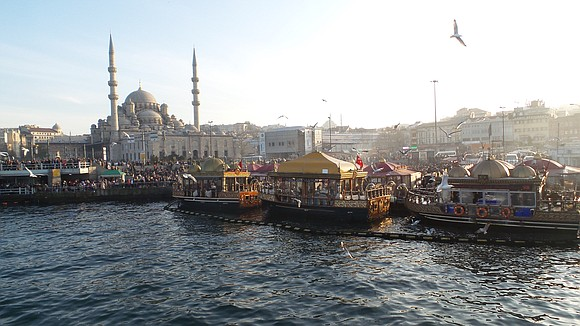 Istanbul is an enchanting and culturally rich city that straddles the boundary between Europe and Asia.
