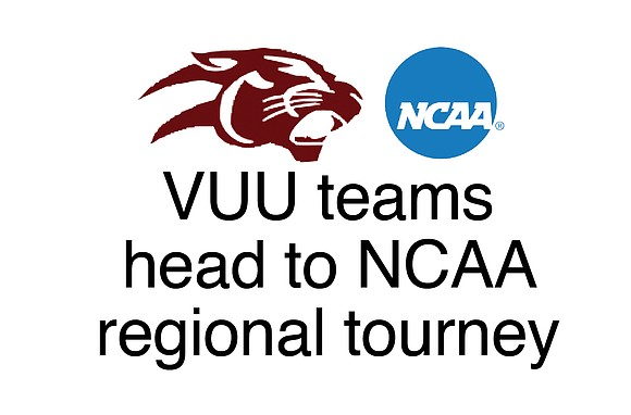 The Virginia Union University men's and women's basketball teams are heading to the NCAA, but both may be a bit ...