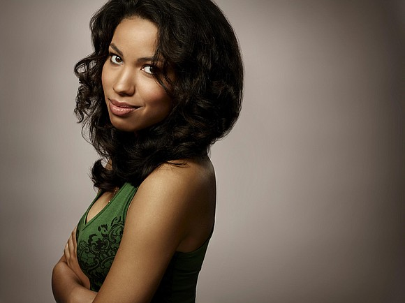 "Despite being a fierce opponent of President Donald Trump, Jurnee Smollett-Bell remains hopeful during his presidency because the ""spirit of ..."