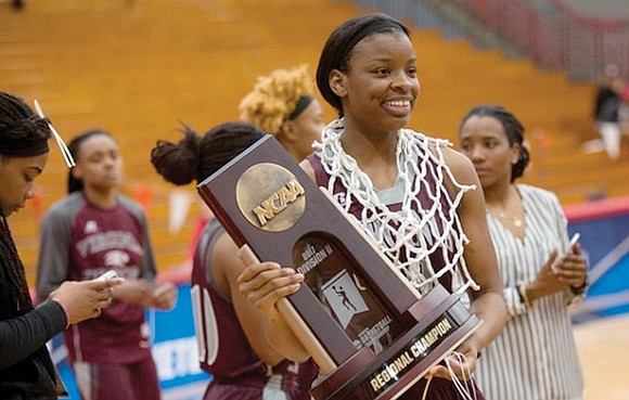 Virginia Union University women's basketball Coach Ann-Marie Gilbert is making plans to return to familiar territory — the state of ...