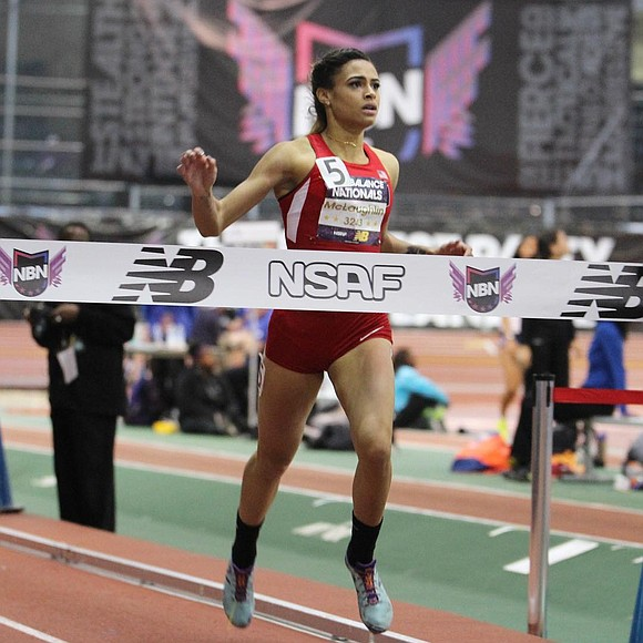 Sydney McLaughlin is a prodigy and rising star on the international sports landscape.
