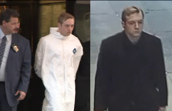 A 28-year-old man who said he came to New York to kill black people faces terrorism- and hate crime-related murder ...