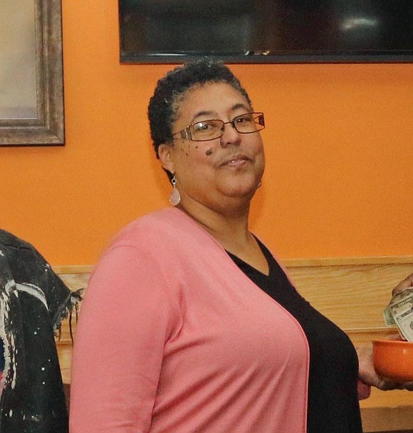 """""""Since I was in high school, I have always been involved in making my community better,"""" said community activist Colette ..."""