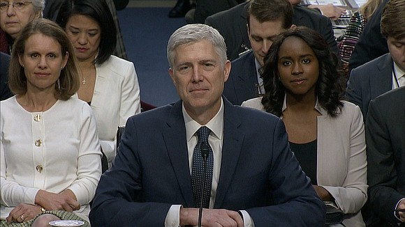 Judge Neil Gorsuch was sworn in as the newest member of the Supreme Court Monday, and it is conceivable that ...