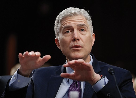 U.S. Supreme Court nominee Neil Gorsuch said on Wednesday presidents must obey court orders and expressed uncertainty about language in ...