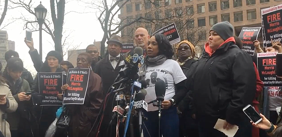 Ramarley Graham's mother, Constance Malcolm continues her quest for justice after the NYPD officer who unjustly killed her son resigns ...
