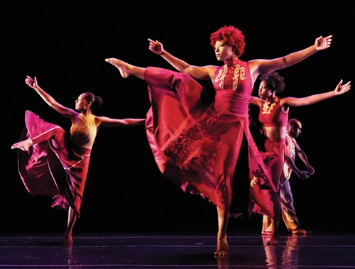 "Portland's White Bird dance series presents the return of renowned choreographer Ronald K. Brown and his company 'Evidence,"" for an ..."