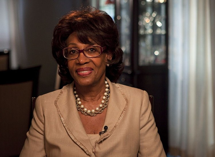 Rep Maxine Waters Donald Trump Is More Focused On Saving Statues Of Slaveholders Confederate Generals Than Protecting Americans From The Coronavirus New York Amsterdam News The New Black View