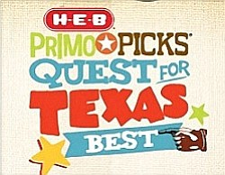 Now in its eighth year, H-E-B Quest for Texas Best has expanded its search for the finest foods and beverages ...