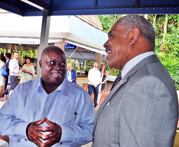 U.S. Virgin Islands Governor Kenneth E. Mapp wants American and global businesses to know about the fiscal benefits of doing ...