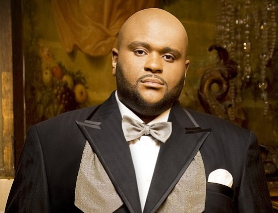 "Rueben Studdard has just completed a powerful new version of Sam Cooke's classic, ""A Change is Gonna Come."""