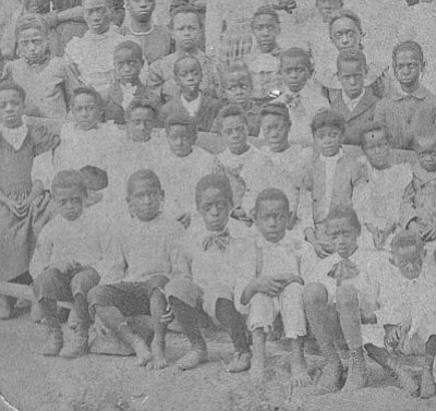 Hosanna School was built in 1867 on land owned by James Paca, the son of Cupid Paca, a free African-American ...