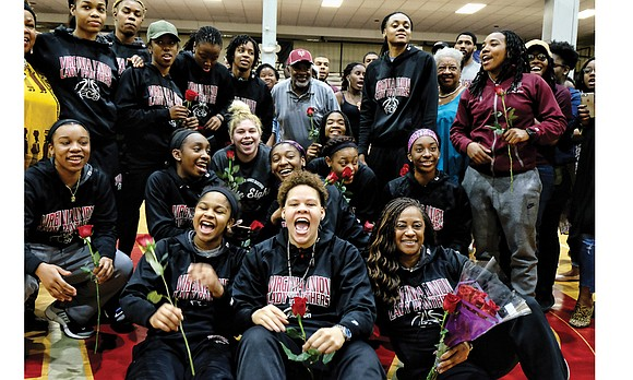 In judging the stunning success of Virginia Union University women's basketball, you hardly know where to begin. Out of some ...