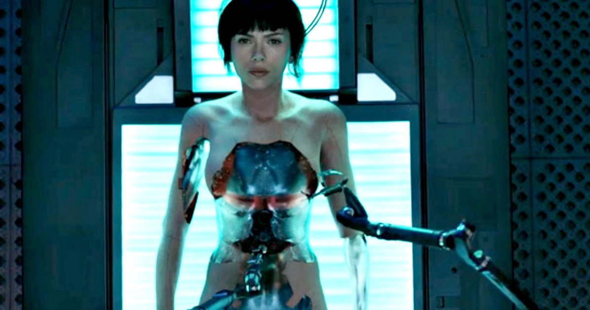 Ghost In The Shell Re Boot Makes Casting Misstep New York Amsterdam News The New Black View