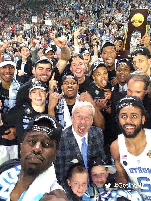 There will be no heartbreak for the North Carolina Tar Heels this time. A year after losing on the first ...
