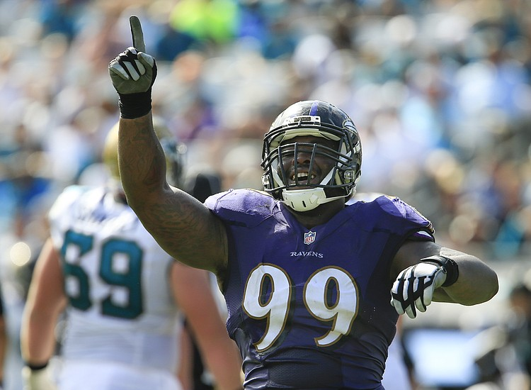 Ravens decide to move on from Timmy Jernigan | The Baltimore Times ...